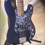 Blue P-Bass